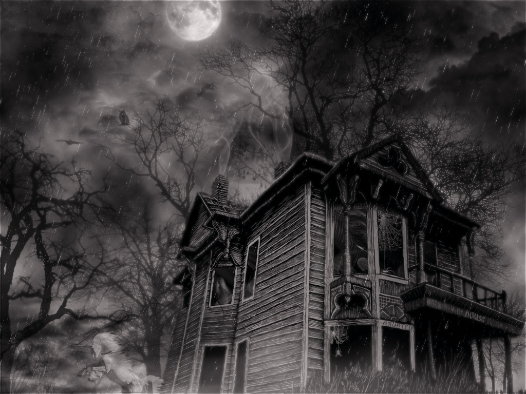 Editing the book the mystery box bruce hennigan for Classic haunted house novels