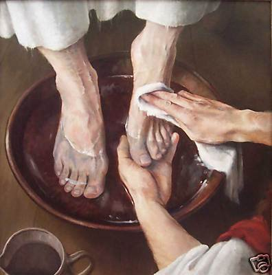 jesus washes the disciples feet Jesus washing feet of disciples pictures  can you please tell me the artist of picture #11 of jesus washing disciples feet thank you and hallelujah.