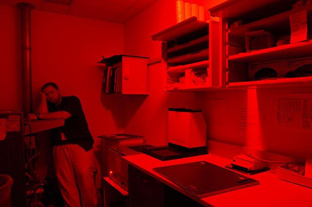 Darkroom Or Dark Room