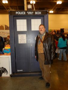 This is NOT my TARDIS!