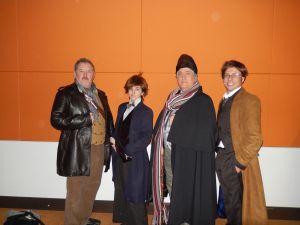 Four Doctors!