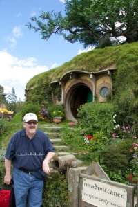 Checking Bilbo's mail while he is on holiday.