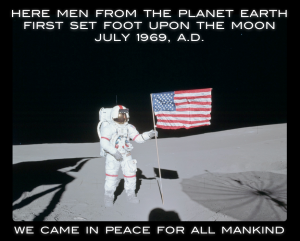 Moon.Landing.USA_.plaque.phrase