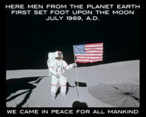 Moon.Landing.USA_.plaque.phrase