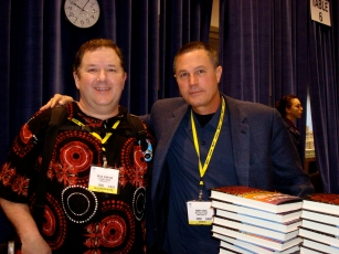 Robert Crais, author of the Cole and Joe Pike novels.